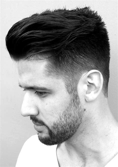 style rambut pria jidat lebar inspirasi  gaya