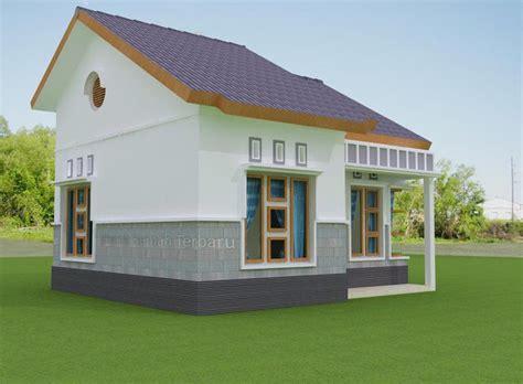 Desain Ekterior Depan Rumah | desain eksterior rumah minimalis type 36 desain denah