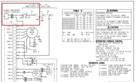 intertherm electric furnace wiring diagram fuse box and
