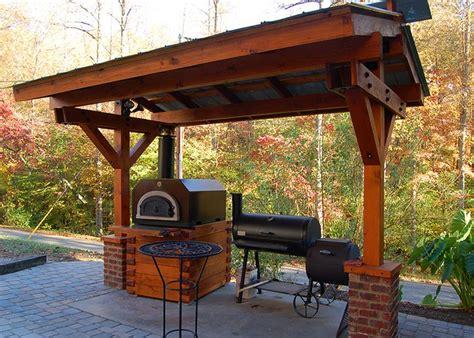 tin roof barbecue columbiana al tin roof outdoor kitchen design outdoor kitchen pergola