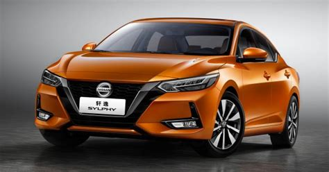 2019 Nissan Sylphy by All New Nissan Sylphy Unveiled At 2019 Auto Shanghai