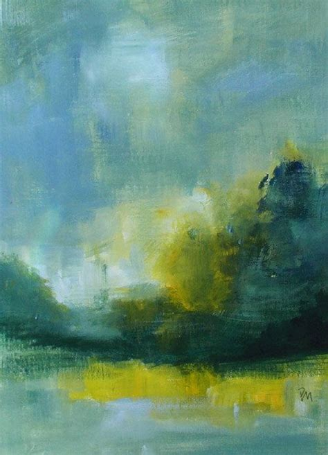 painting original landscape abstract landscape