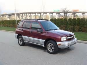 2002 chevrolet tracker 4x4 used cars for sale