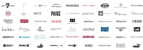 clothing brands and logos hd wallpapers