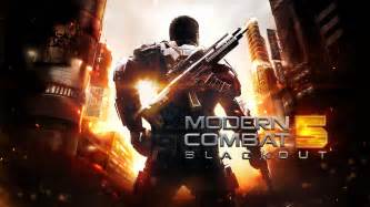 Modern Combat 5 Modern Combat 5 Is Here For The Masses