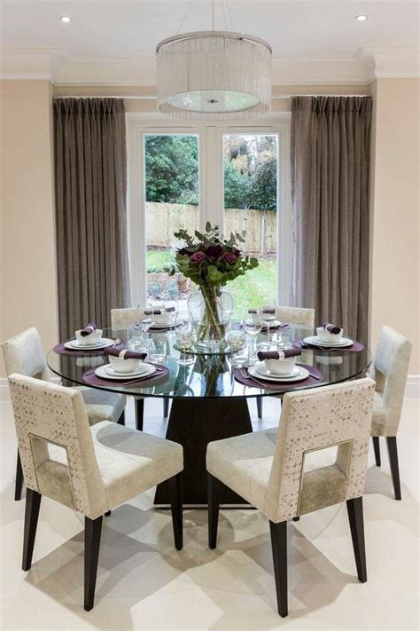 cr馘ence en verre cuisine table de cuisine moderne en verre great table en verre
