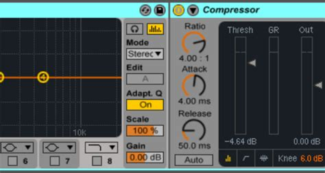 ableton tutorial kick drum make a filtered envelope bass sound with analog and amp