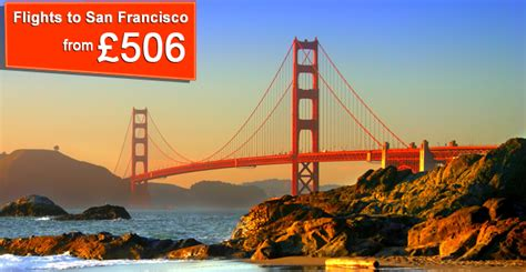 fantastic deals on flights to san francisco with globehunters globehunters