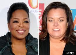 Rosie Says No To Oprah by Oprah And Rosie Part On Amicable Terms Source
