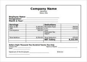Paycheck Stub Template Free by Free Pay Stub Templates Excel Word Social Funda
