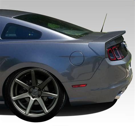 spoiler mustang ford mustang rear spoiler car autos gallery