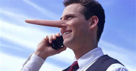 Liar! Three ways to tell if someone is lying?commentary