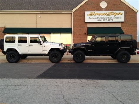 his and hers jeeps jeep