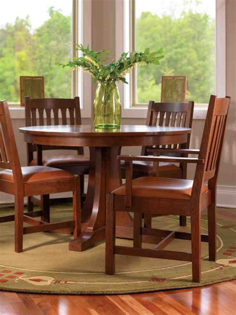 mission dining chairs home furniture design
