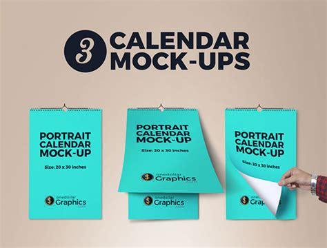 Zodiac Fashion Wall Calendar Design Template 2017 Mock Up Psd Files Mock Schedule Template