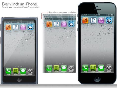 Hp Iphone 4 Mini iphone mini 4 concept phones