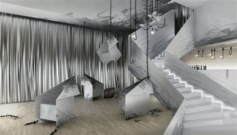 artistic interior design impressive and artistic interior design of club and