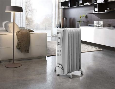 oil filled heaters radiator space review