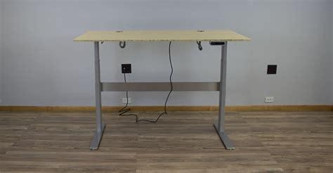 Terra Standing Desk by Nextdesk Terra Electric Standing Desk Review Rating