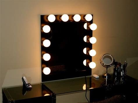 lights makeup mirror by hollywoodlights4you