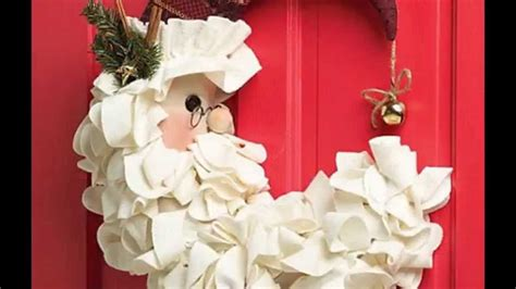christmas decoration ideas 2016 awesome christmas door decorations ideas youtube