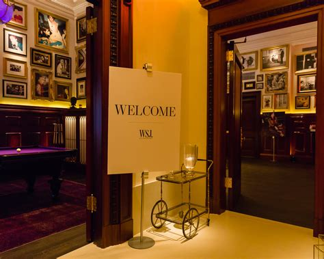 the new york edition photo gallery habitually chic 174 187 wsj magazine dinner at the new york