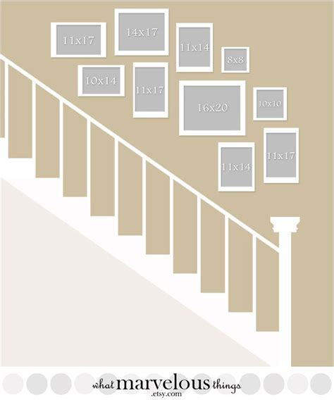 wall design templates 25 best ideas about picture wall staircase on