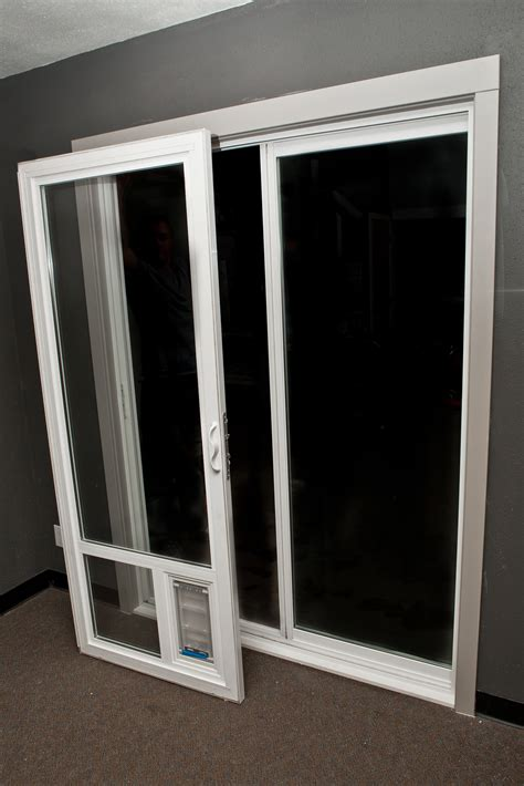 Sliding Screen Door With Pet Door Built In by Wooden Screen Door With Pet Door Kashiori Wooden