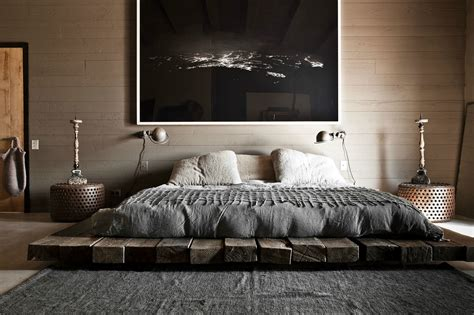 Platform Bedroom Designs 40 Low Height Floor Bed Designs That Will Make You Sleepy