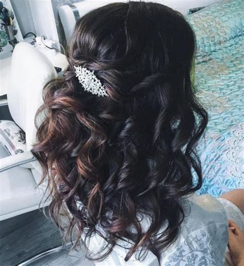 Wedding Hairstyles Half Updos Pictures by Half Up Half Wedding Hairstyles 50 Stylish Ideas