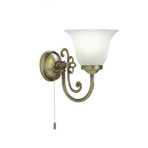 Traditional Wall Lights Woodstock Traditional Single Wall Light With Decorative