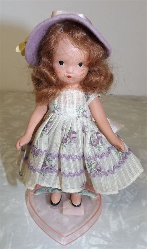 bisque doll 1950s 665 best dolls nancy storybook and muffie images on