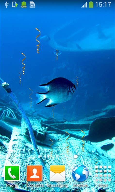 Underwater Live Wallpaper Apk