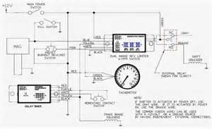 etc rev limiters wiring diagram