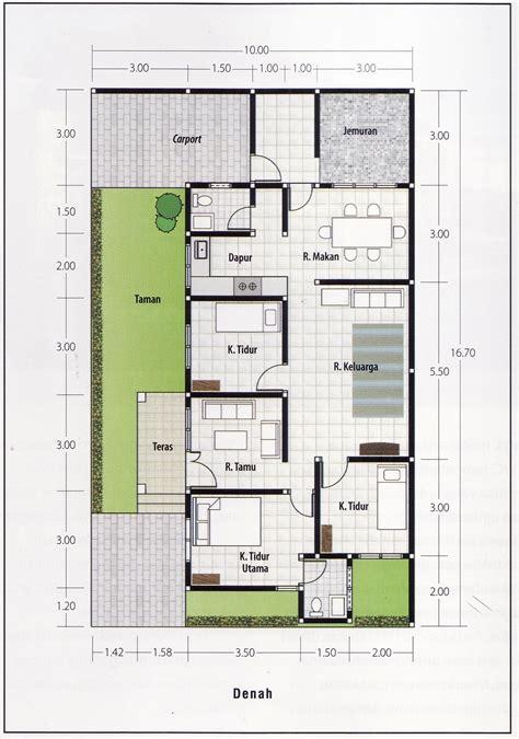 gambar desain  denah rumah minimalis modern  lantai yg  minimalis arsitektur indonesia