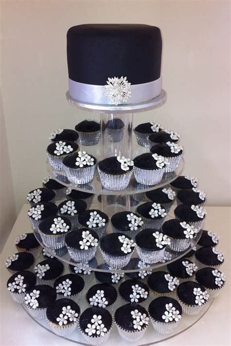 Black Wedding Cake   Jaehee Bridal