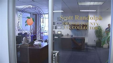 Local Tax Office by Orange County Tax Collector Spends Thousands On Lobbyist
