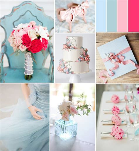fabulous wedding color combo ideas for different