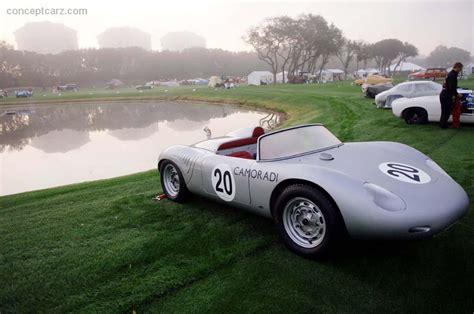 1960 Porsche Rs60 by 1960 Porsche 718 Rs60 Conceptcarz