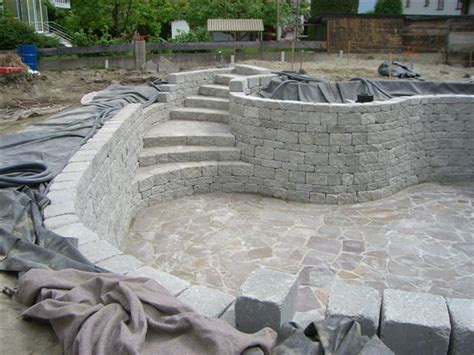 diy inground concrete pool building a swimming pool by your own