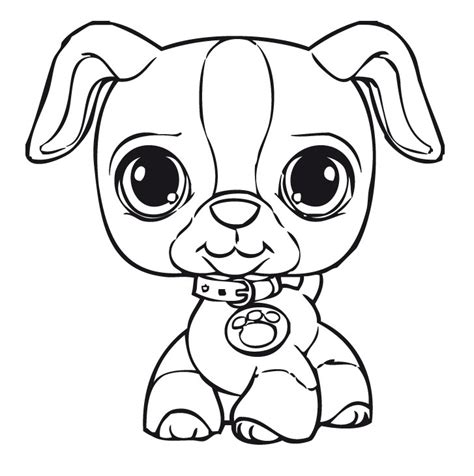 littlest pet shop free coloring pages az coloring pages