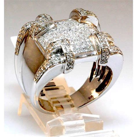 Best 25  Men's diamond rings ideas on Pinterest   Mens