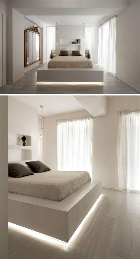 examples  beds  hidden lighting