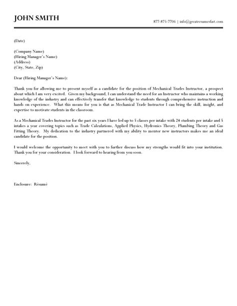 best covering letter exles cover letter sle pdf the best letter sle cover