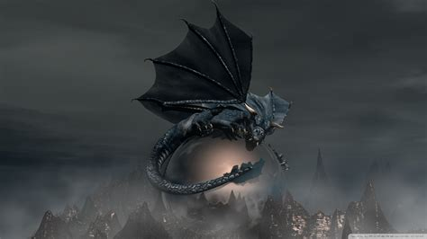 wallpaper black dragon download black dragon wallpaper 1920x1080 wallpoper 445632