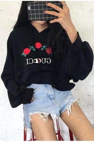 letters to your boyfriend sweater guccichionhoodie gucci chion black hoodie 1474
