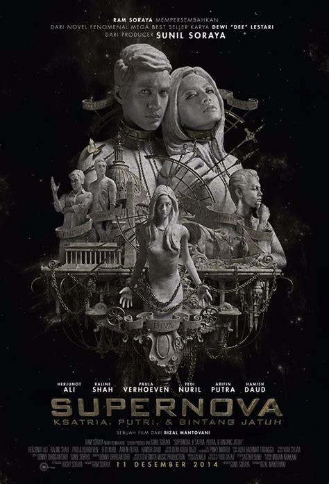Film Bioskop Indonesia Supernova | film supernova rilis poster resmi muvila
