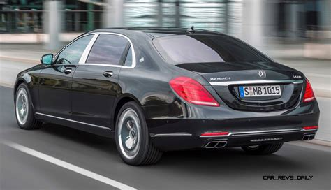 mercedes maybach 2015 mercedes maybach s600 brings royal upgrades to new