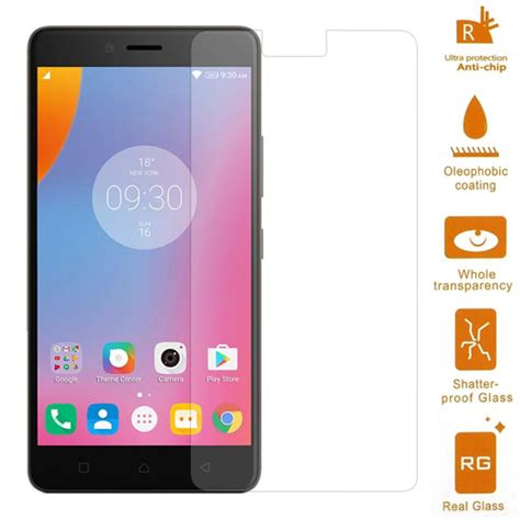 Lenovo K6 Note Ume Tempered Glass lenovo k6 note tempered glass screen protector