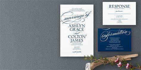 Wedding Invitation Free Sles by Wedding Invitation Brochure Wedding Invitation Ideas